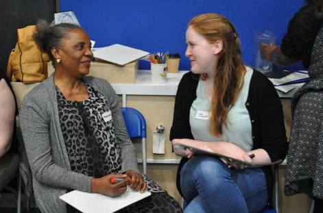 women ESOL Hackney learning antiuniversity